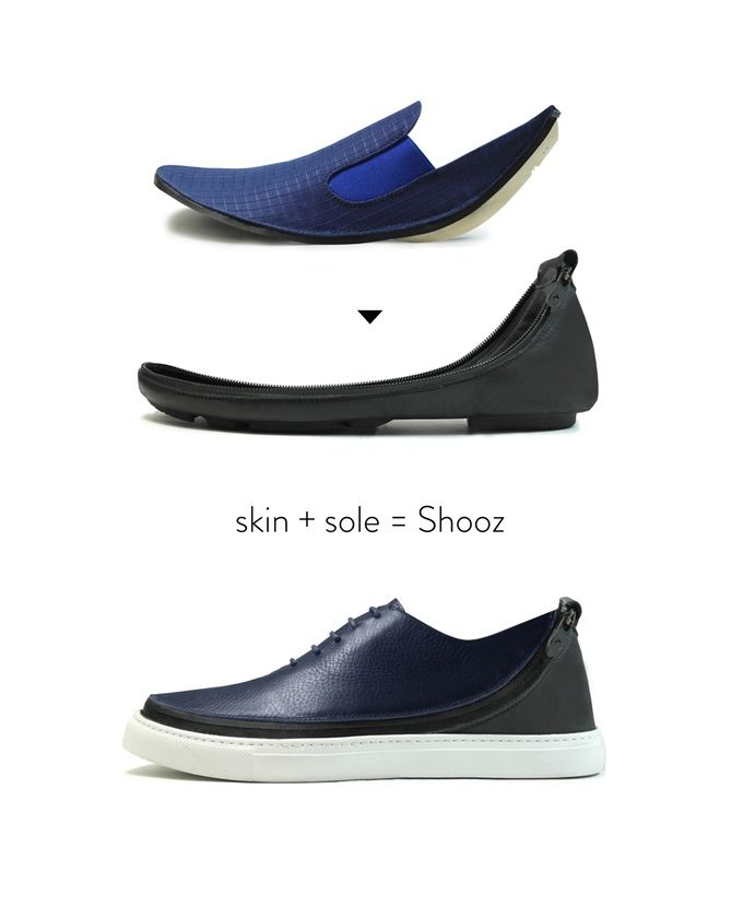 MODULAR-TECH patented footwear to Travel lighter, Customize and Reduce your carbon footprint.