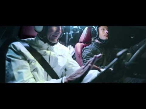 New Lexus IS Hybrid   TRACE YOUR ROAD   a Life-Size videogame!  #Lexus #ISHybrid