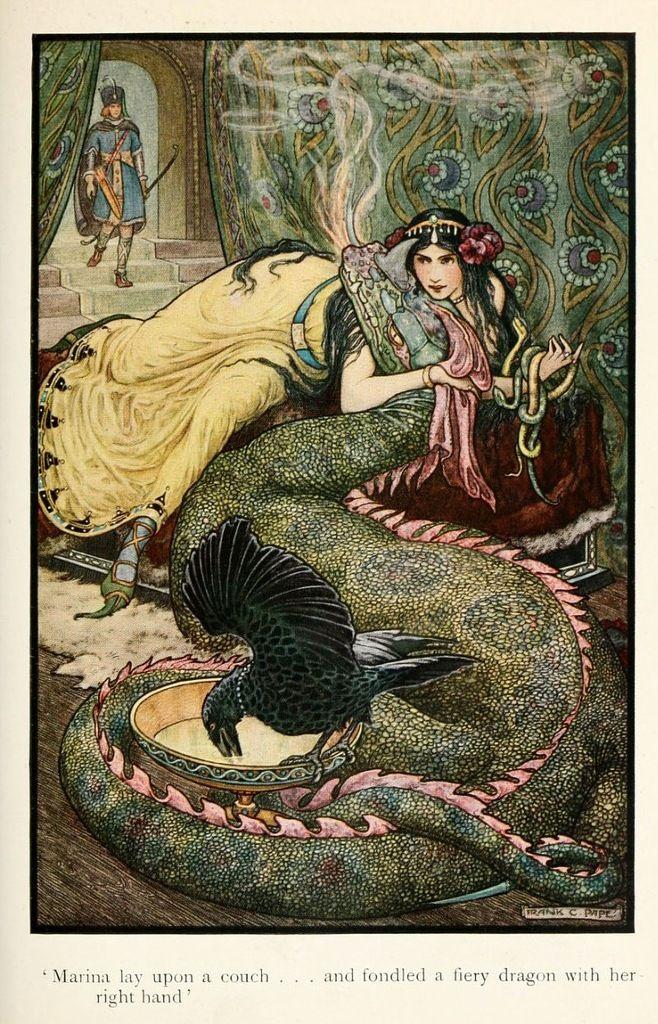 Russian Fairy Tale 22
