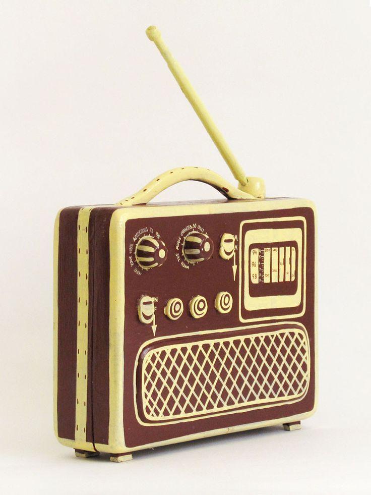 Small Radio Box