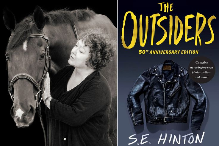 It's hard to believe, but The Outsiders, the teen tale of greasers and Socs that Francis Ford Coppola made into a memorable 1983 movie, turns 50 this year. We caught up with author S.E. Hinton, who…