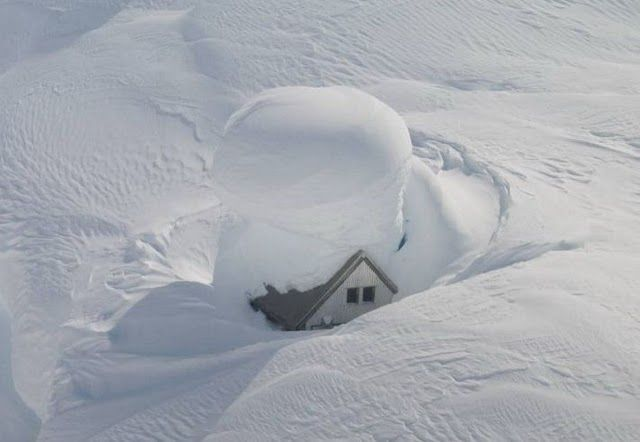 OK maybe Mother Nature over-did it a little !   lolol: Winter Snow, Natural Pictures, Snow Pictures, Reykjavik Iceland, House, Cabin Fever, Weights Loss, Photo, Mothers Natural