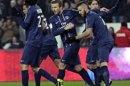 FOOTBALL -  Ligue 1: le PSG prend le large et change de dauphin - http://lefootball.fr/ligue-1-le-psg-prend-le-large-et-change-de-dauphin-2/