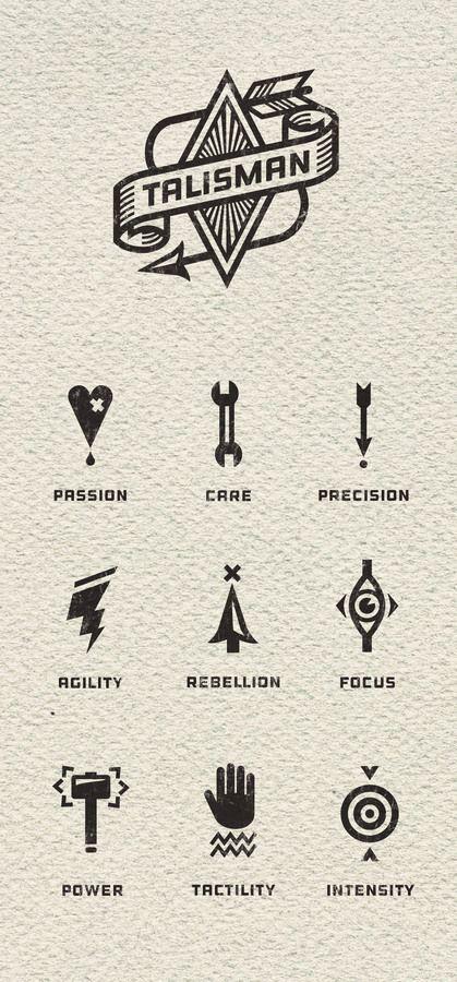 Talisman Bike Gear — Designspiration