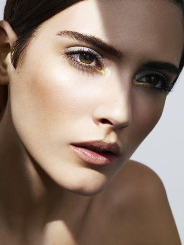 Ben Hassett. Makeup by Lisa Eldridge http://www.lisaeldridge.com/gallery/editorial/ #Makeup #Beauty #Fashion