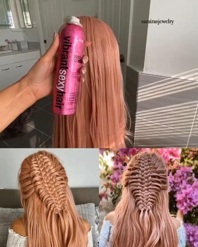 Braid Video Braid Video In 2020 Hair Styles Braided Hairstyles Hair Braid Videos