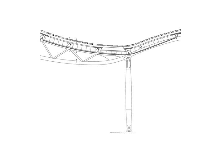 Drawings - Kansai International Airport Terminal - Rpf