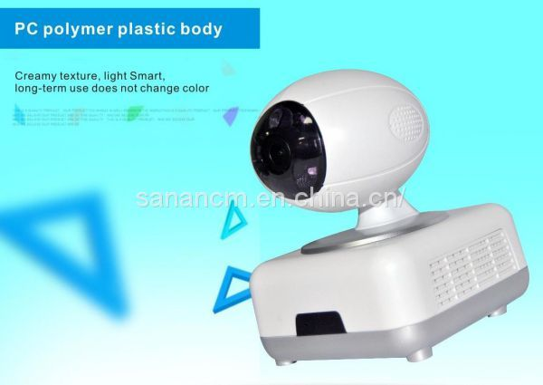 IP Camera Wireless 720P IP Security Camera WiFi IP Security Camera Baby Monitor Security Camera Easy QR CODE Scan Connec
