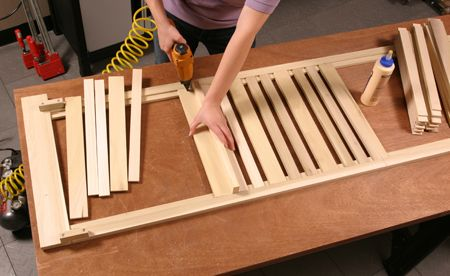 Home Carpentry, DIY Plumbing, Home Remodeling Projects, Woodworking Plans & Projects - Radiator Cover Woodworking Plans