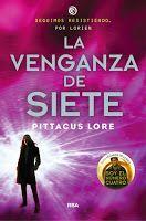 Pittacus Lore: Los Legados de Lorien 05