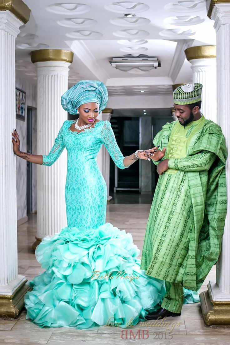 Mimi And Nas Hausa Muslim Wedding In Nigeria  Bmb -8416