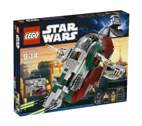 LEGO Star Wars Slave 1 8097 Version 2010 Release >>> Want additional info? Click on the image.