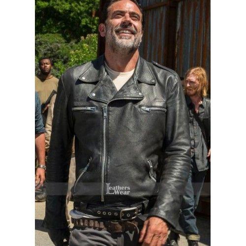 833637e7c The Walking Dead Jeffrey Dean Morgan (Negan) Jacket ...