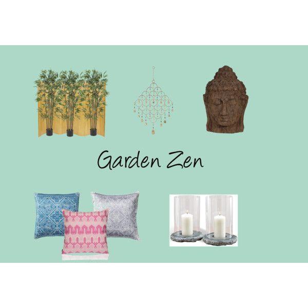 Zen Meditation Garden http://styleunearthed.com/zen-meditation-garden/