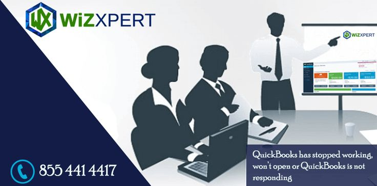 This article can help you if your QuickBooks has stopped working.Dial QuickBooks Error Support Phone Number +1 855 441 4417 and get instant help. Our expert team of professional resolve all your Quickbooks related issue. We have support and help to provide best solution to remove all your QB technical error. We have to provide the solution when quickbook is not working.If you get more info click this.  https://www.wizxpert.com/quickbooks-not-working/