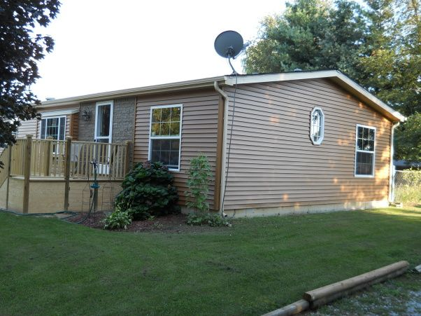 16 Best Images About Mobile Home Exterior Paint Ideas On