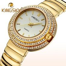 A late valentines day present. http://houseofcompliments.com/products/021056-luxury-women-watch-lady-alloy-gold-band-kingsky-wrist-clock-2014-fashion-dress-girl-accessory-chain/