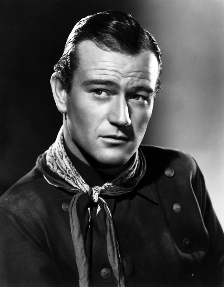 When John Wayne was the biggest star in Hollywood.