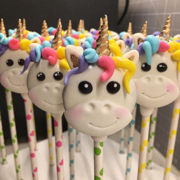 Resultado de imagen para paletas de bombom unicornio