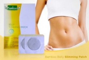 Bamboo Slimming Belly Patch