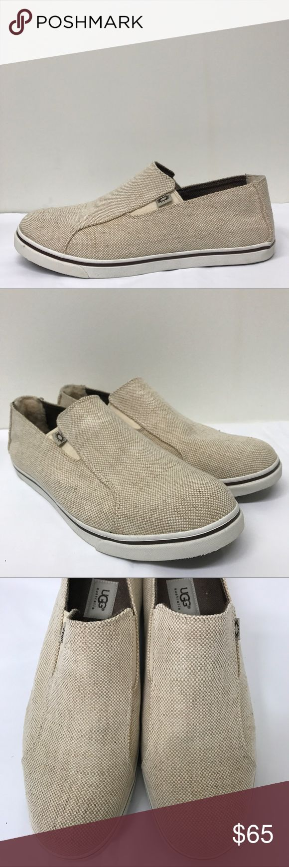 UGG men's canvas shoes 11.5 Brand new with box. Retail $150. UGG Shoes Athletic Shoes