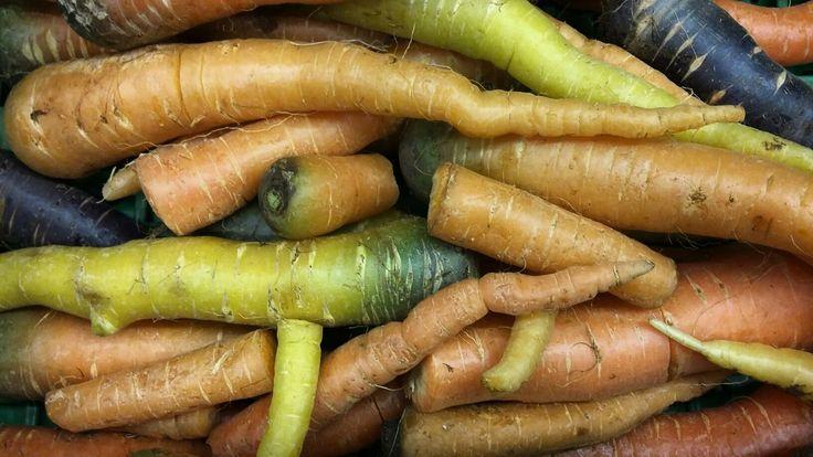 Polignano carrots