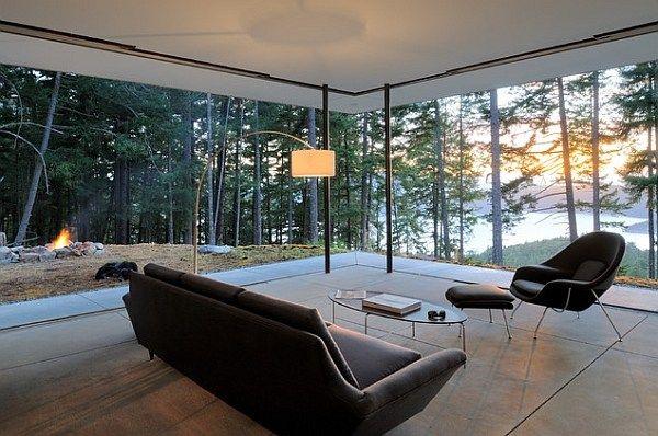 Livinguri minimaliste – 20 de idei pentru casele voastre