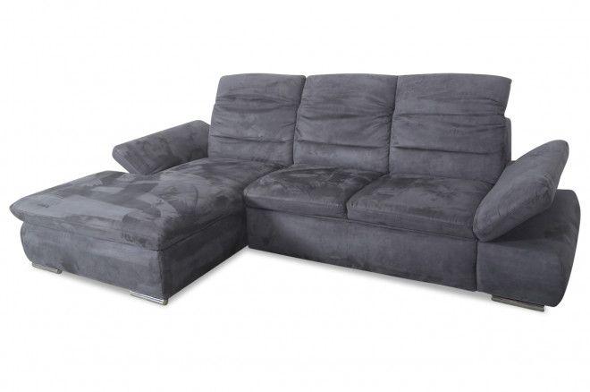 ecksofa mit schlaffunktion anthrazit neu sofas zum. Black Bedroom Furniture Sets. Home Design Ideas