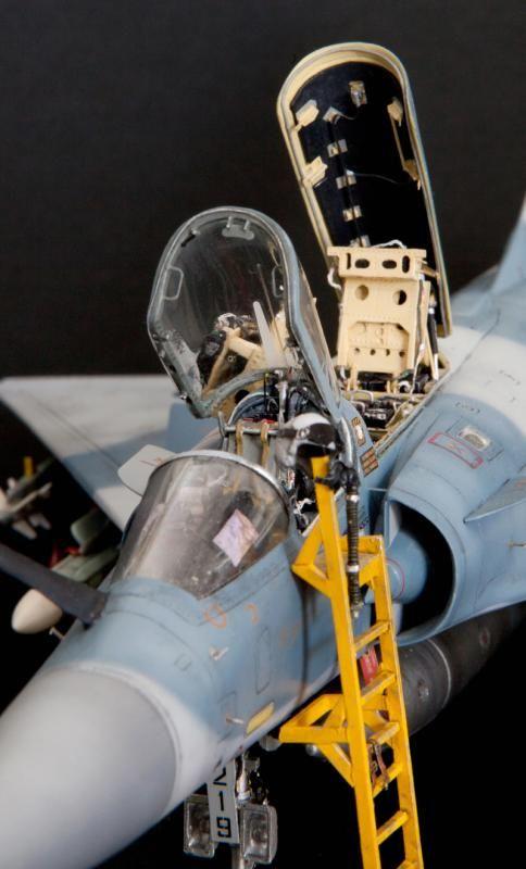 Mirage M-2000 EGM in H.A.F duty.