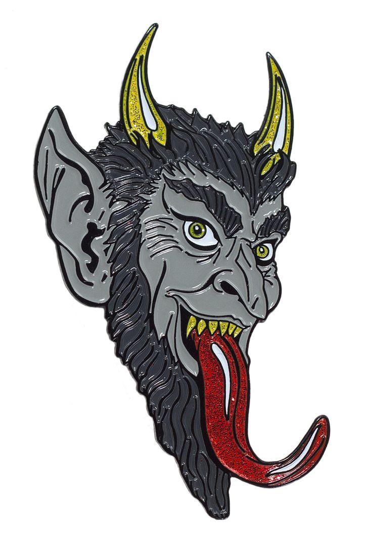 Ausmalbilder Nikolaus Mit Krampus : 1788 Best Krampus Images On Pinterest Demons Devil And El Diablo
