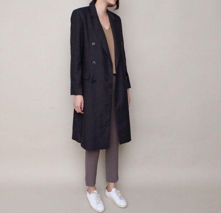 #manteau#coat#trenchcoat#normcore#ootd#fall