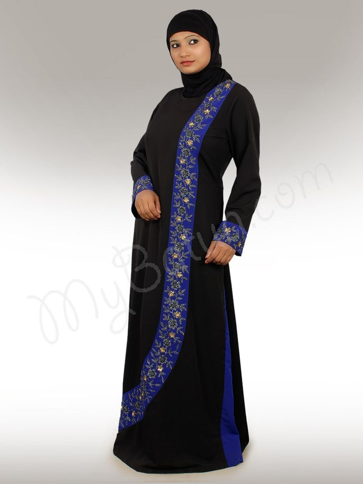Shahina Abaya  (Any Size, Any Length - We Customize)  Click Image to View Online