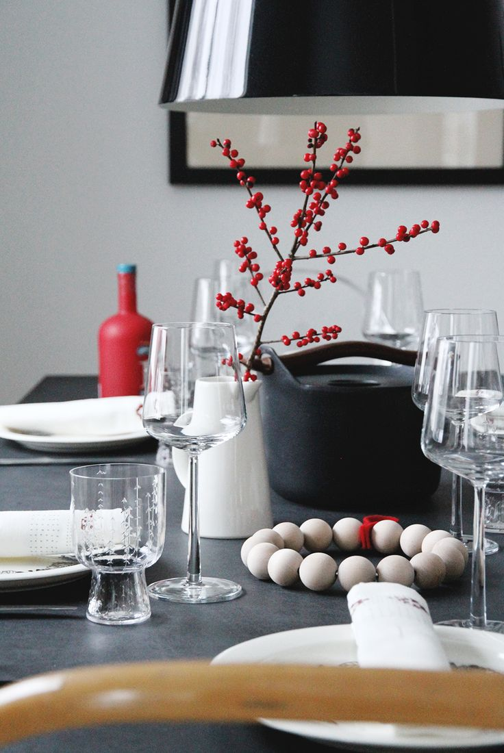 Iittala and Arabia tableware