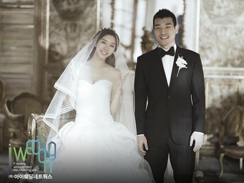 축구선수 조원희, 15일 권나연씨와 결혼식 올려 - (주)아이웨딩네트웍스 - 플라자
