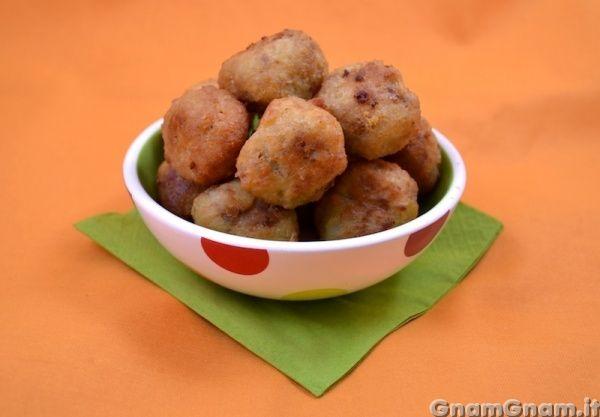 • Polpette di pollo e topinambur - Ricetta Polpette di pollo e topinambur di GnamGnam