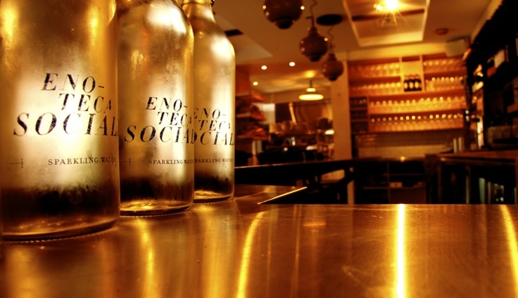 Enoteca Sociale - Italian wine bar with cheese cave in Toronto by Liberty Village