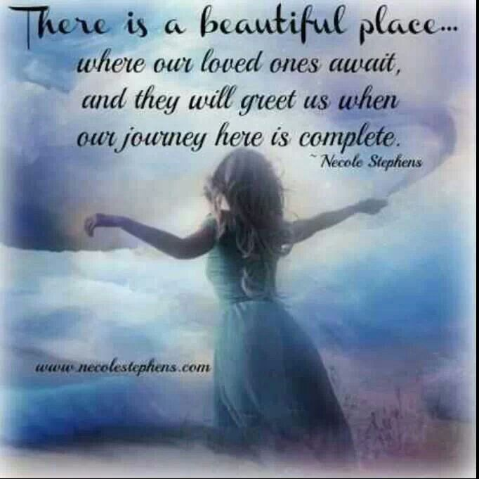 Heaven Quotes For Loved Ones: Quotes And Junk
