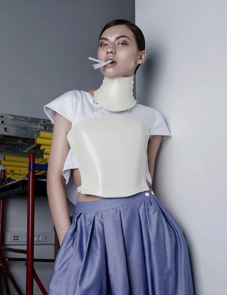 Anastasia Milicevic photographed by Anastasia Arsenic (6 photos) - Xaxor