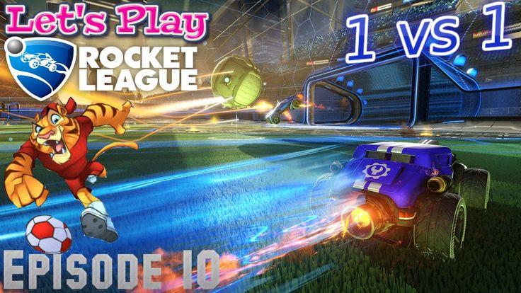 Let's Play Rocket League Episode 10