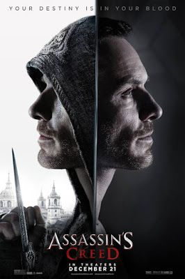 BlogTekk: Assassin's Creed Trailer (2016)