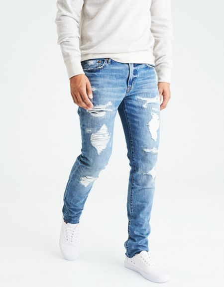 855947c0 American Eagle Outfitters Slim Jean | Products | Denim jeans men ...