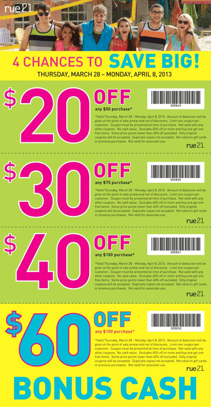 photograph about Rue 21 Printable Coupons identified as Rue21 sale coupon / Pearson coupon code learning chemistry 2018