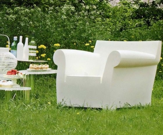 Kartell Bubble Club Chair, By Phillipe Starck,
