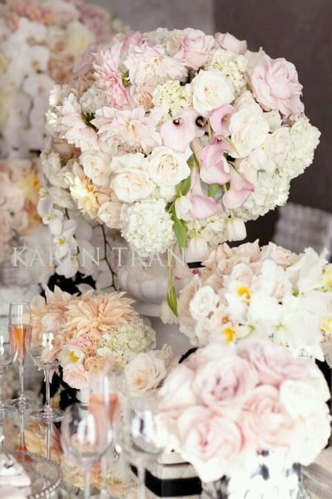Floral design by Karen Tran.