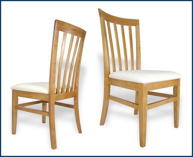 M s de 25 ideas incre bles sobre sillas de madera en for Modelos de sillas de madera