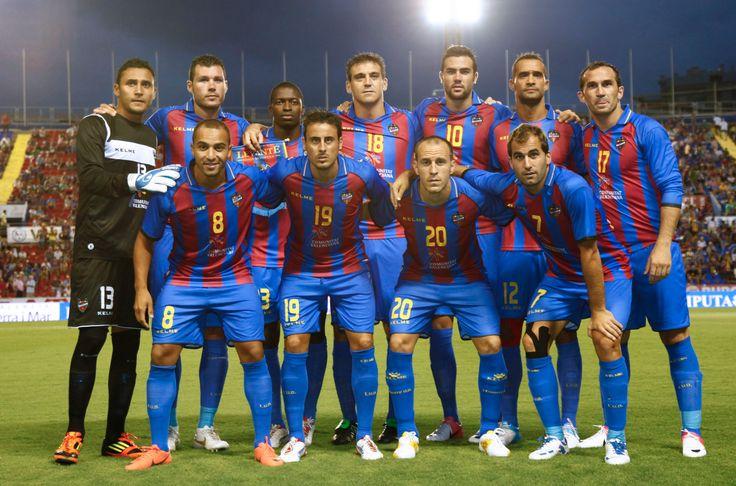 Squad Up #9ineSports @Levante