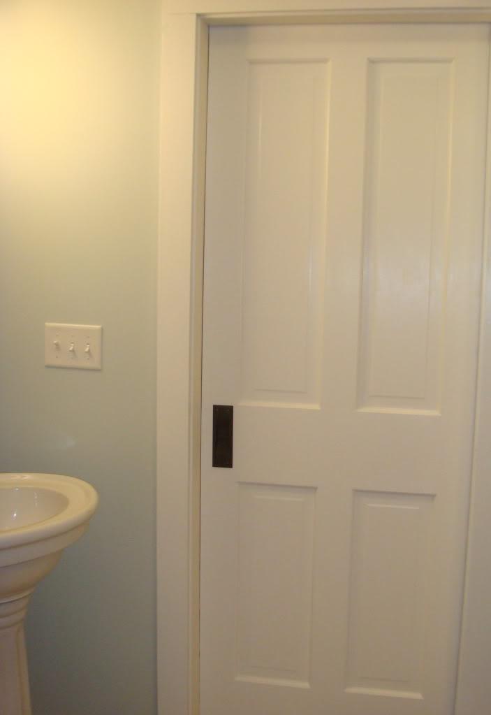 Pocket Door In Guest Room Suite New Home Ideas