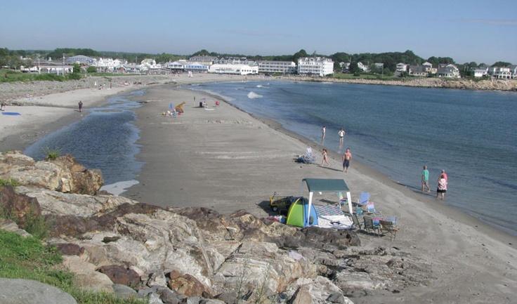 Short Sands Beach as seen at VisitMaine.net - York Maine