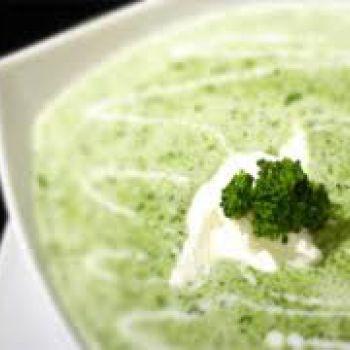 Brokoli Cream Soup