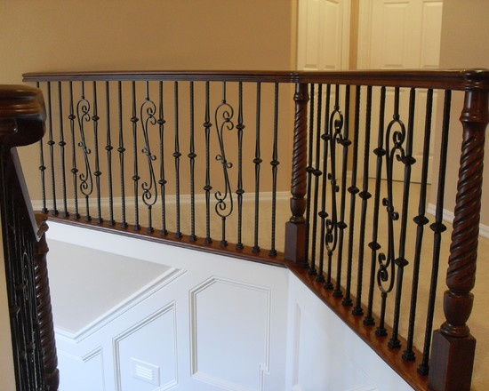 1000 images about rustic iron railings on pinterest. Black Bedroom Furniture Sets. Home Design Ideas